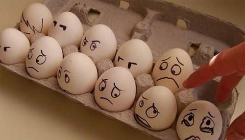 Яйца - аминокислоты