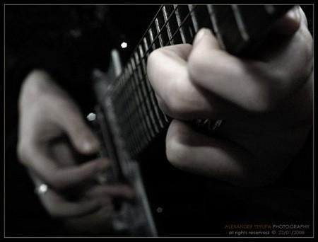 Jurassic Park Guitar