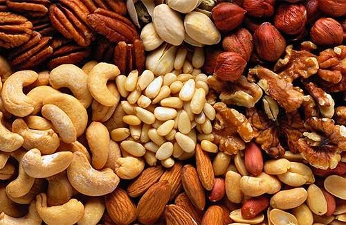 ешьте орехи